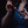 "American Legacy Fine Arts presents ""Medea"" a painting by Adrian Gottlieb."