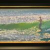 """American Legacy Fine Arts presents """"A Breeze is Rising"""" a painting by Kevin A. Short."""
