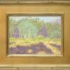 "American Legacy Fine Arts presents "" Sun Bleached; Ojai, California"" a painting by Dan Schultz"