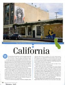 American Legacy Fine Arts featured in American Art Collector Magazine, February 2019 Issue.