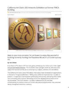 American Legacy Fine Arts presents Nikita Budkov in Colorado Boulevard Online, March 2019.