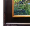 """American Legacy Fine Arts presents """"Lotus Gatherers"""" a painting by Chuck Kovacic."""