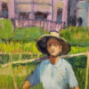 """American Legacy Fine Arts presents """"They That Tend"""" a painting by Chuck Kovacic."""