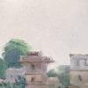 "American Legacy Fine Arts presents ""Kaiping Village"" a painting by John Budicin."