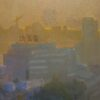 """American Legacy Fine Arts presents """"Commerce along the Pearl River"""" a painting by Peter Adams."""