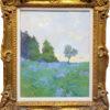"American Legacy Fine Arts presents ""Saint Maries Fields; Afternoon Fog Effect"" a painting by Daniel W. Pinkham."