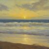 """American Legacy Fine Arts presents '""""Reflections in Time"""" a painting by Jennifer Moses."""