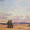 """American Legacy Fine Arts presents """"Earth and Sky"""" a painting by Amy Sidrane."""