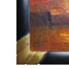 """American Legacy Fine Arts presents """"Blue Vision"""" a painting by Christopher L. Cook."""