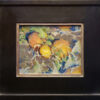 """American Legacy Fine Arts presents """"Fall Ornamentals"""" a painting by David Dibble."""