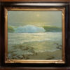 """American Legacy Fine Arts presents """"Eventide"""" a painting by Jennifer Moses."""