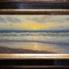 """American Legacy Fine Arts presents """"Reflections in Time"""" a painting by Jennifer Moses."""