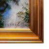 """American Legacy Fine Arts presents """"Towards the Light"""" a painting by Nikita Budkov."""