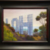 """American Legacy Fine Arts presents """"Hollywood You Marry Me"""" a painting by Tony Peters."""