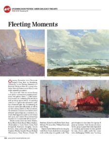 American Legacy Fine Arts featured in American Art Collector Magazine, December 2019