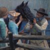 """American Legacy FIne Arts presents """"She;s a Beauty"""" a painting by John Buxton."""