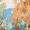 "American Legacy Fine Arts presents ""Golden Ridge; Malibu Creek State Park"" a painting by Chuck Kovacic."