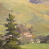 """American Legacy Fine Arts presents """"Pinecones for Joseph; Velvet Hills, Cambria"""" a painting by Joseph Paquet"""