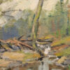 "American Legacy Fine Arts presents ""Arroyo Hondo Creek; Goleta, California"" a painting by Karl Dempwolf"