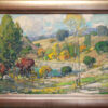 """American Legacy Fine Arts presents """"DeSoto and the 118 Freeway"""" a painting by Karl Dempwolf"""
