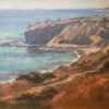 """American Legacy Fine Arts presents """"Summer Cove, Palos Verdes"""" a painting by Michael Obermeyer"""