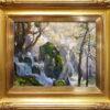 Oil Painting by Peter Adams