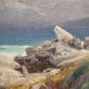 "American Legacy Fine Arts presents ""West Coast Wildflowers; Carmel"" a painting by Mian Situ."