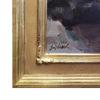 "American Legacy Fine Arts presents ""Malibu Sunrise"" a painting by Jove Wang."